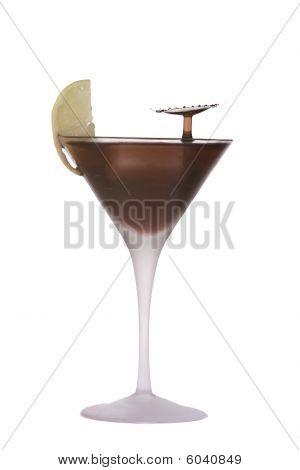 Cocktail With Corona Splash