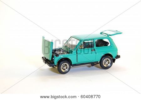 Collectible Car Model