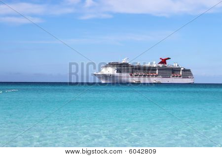 Tropical Ship