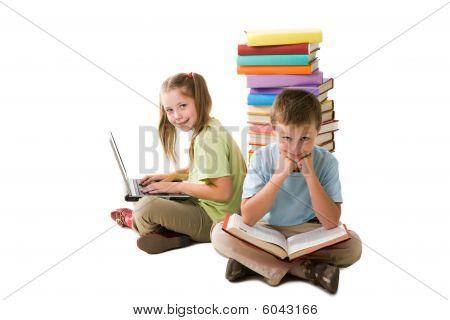 Alumnos inteligentes