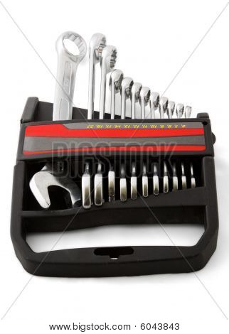 Spanners set