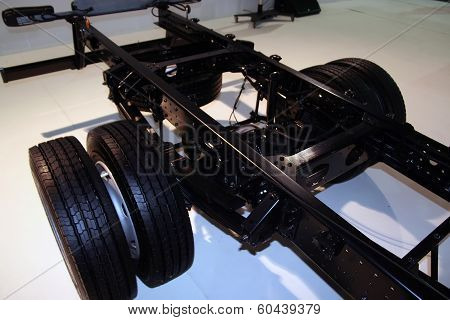 Truck chassis