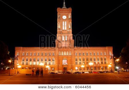 Berlin Rathaus