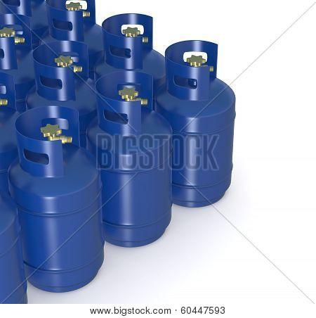 Methane Gas Cylinders