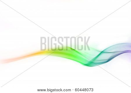 Abstract Background multi color