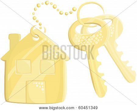 Keys With Trinket