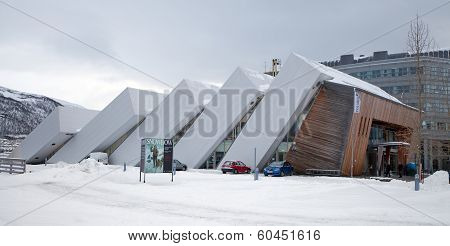 Polaria Museum, Tromso, Norway