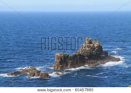 Rocky Outcrop Island.