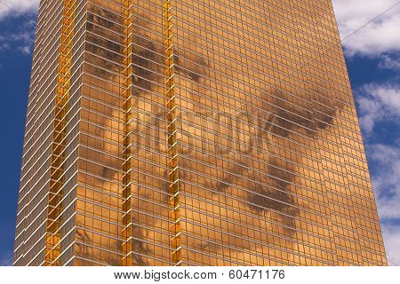 The Trump Hotel Las Vegas.