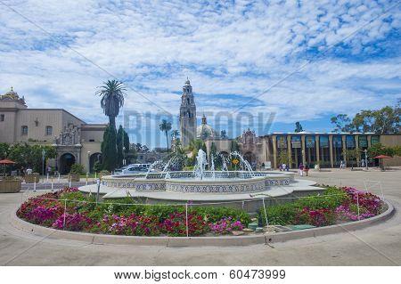 Balboa Park , San Diego