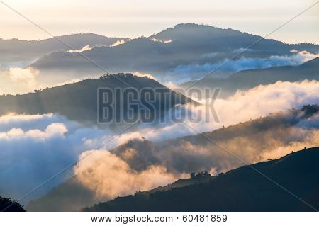 Andes, Bolivar Province, Ecuador