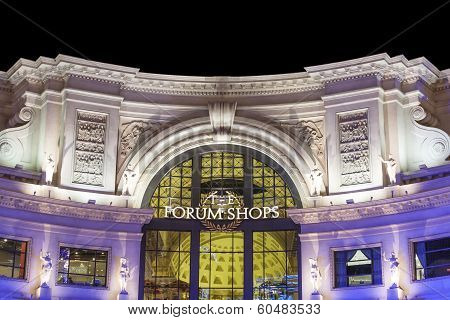 The Forums Shopy By Night At The Strip