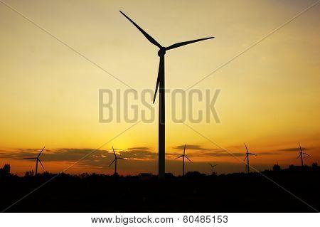Green Energy Supply, Wind Turbine