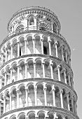 Amazing Leaning Tower Of Pisa In Piazza Dei Miracoli In Italy