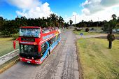 Varadero Beach Tour Bus