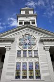 stock photo of deacon  - First United Methodist Church Eatonton - JPG
