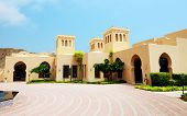 The Arabic Style Villas In Luxury Hotel, Fujairah, Uae
