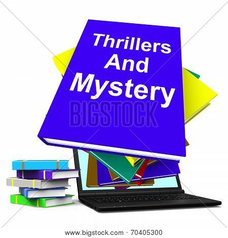 Thrillers And Mystery Book