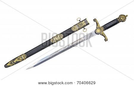Old Dagger. Copy