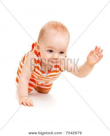 Crawling Kid