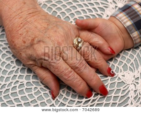 Grandma's touch