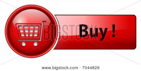 buy icon, button