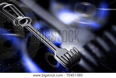 Medical Instrument Retractor