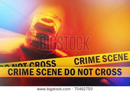Crime Scene Do Not Cross