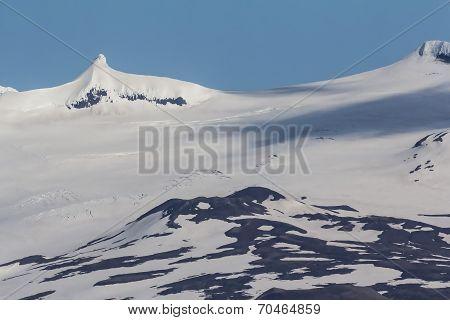 Snæfellsjokull Glacier
