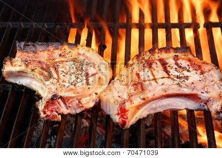 Pork Loin Steaks