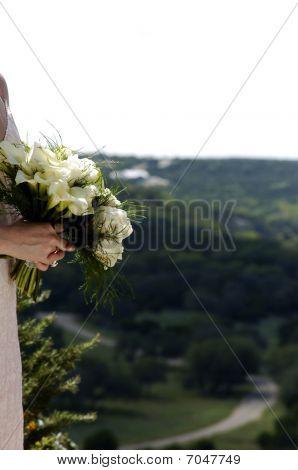 Holding On Flower