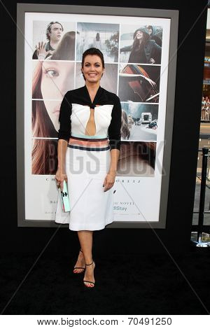 LOS ANGELES - AUG 20:  Bellamy Young at the