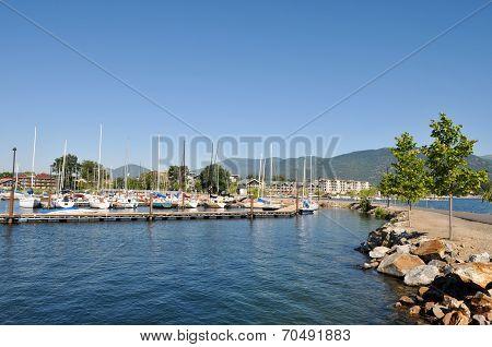 Marina Sandpoint, Idaho, Lake Pend Orielle