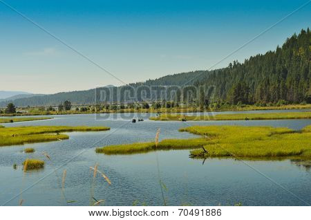 Lake Pend Orielle, Idaho, Highway 200