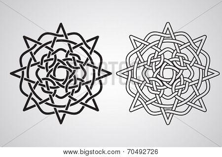 Vector Celtic Design