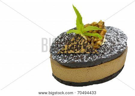 Chocolate And Coffee Cake