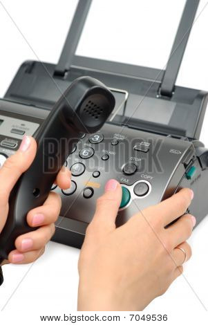 Fax Starting