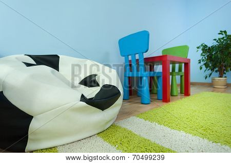 Table In Kids Room