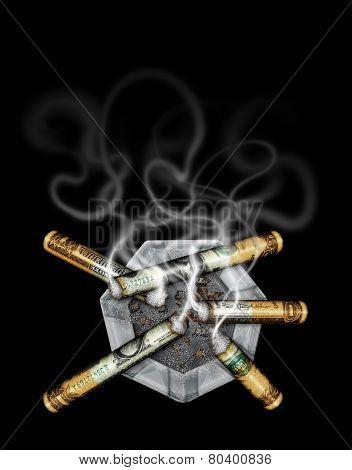 Money Up In Smoke