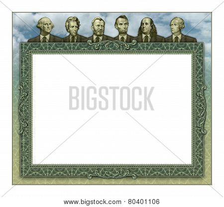 Financial Board Of Advisors Frame