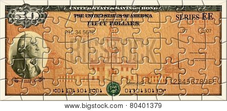 Savings Bond Puzzle