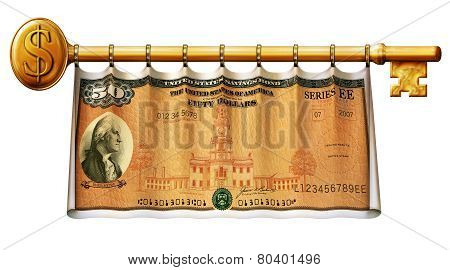 Savings Bond Key Banner