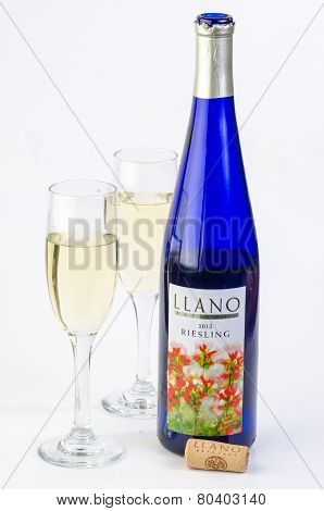 Llano Estacado Texas Riesling