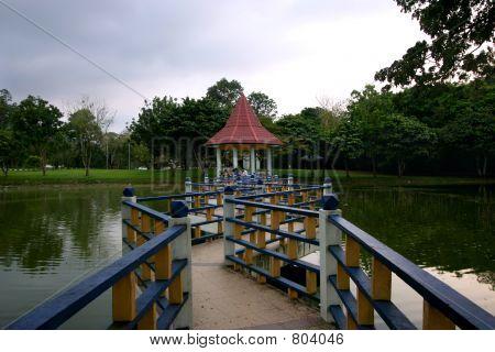 Zig-Zag Bridge