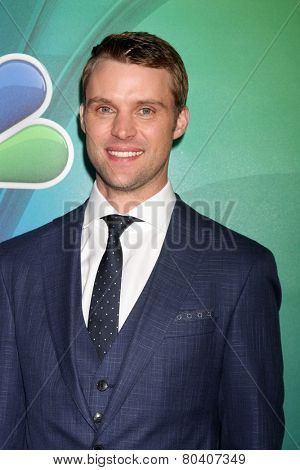 LOS ANGELES - DEC 16:  Jesse Spencer at the NBCUniversal TCA Press Tour at the Huntington Langham Hotel on December 16, 2015 in Pasadena, CA