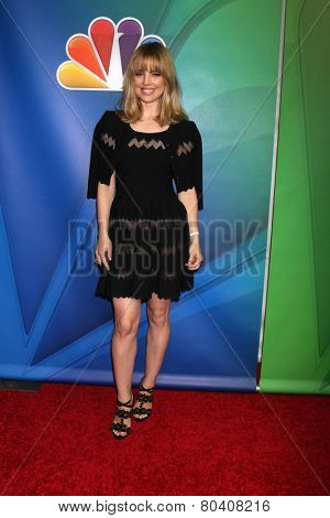 LOS ANGELES - JAN 16:  Melissa George at the NBC TCA Winter 2015 at a The Langham Huntington Hotel on January 16, 2015 in Pasadena, CA