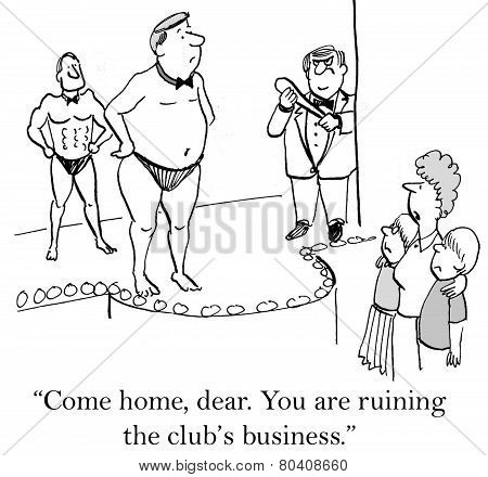 Ruining Business
