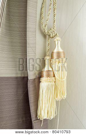 Classical Curtain Tassel