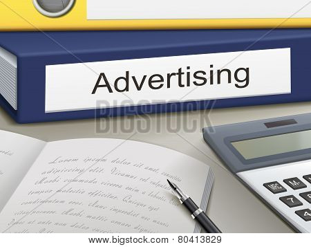 Advertising Binders