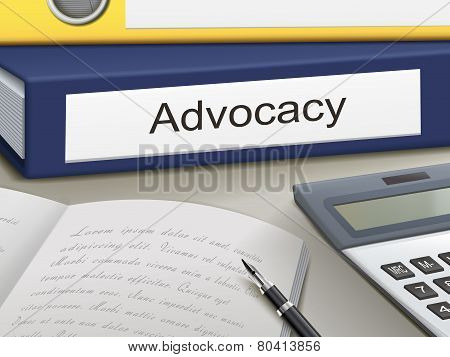 Advocacy Binders